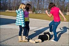 Подростковая жестокость